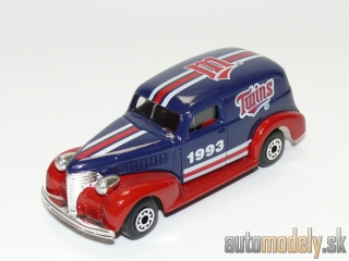"Matchbox - '39 Chevy Sedan Delivery ""Twins MLB"" - 1:57"