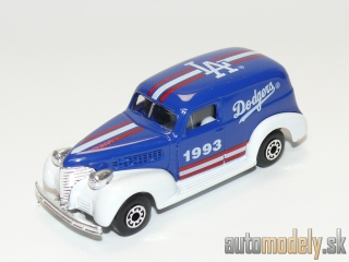 "Matchbox - '39 Chevy Sedan Delivery ""Dodgers MLB"" - 1:57"