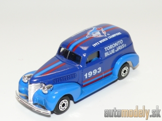 "Matchbox - '39 Chevy Sedan Delivery ""Toronto Blue Jays MLB"" - 1:57"