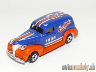 "Matchbox - '39 Chevy Sedan Delivery ""New York Mets MLB"" - 1:57"