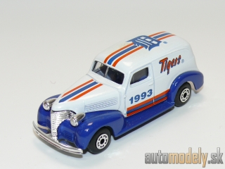 "Matchbox - '39 Chevy Sedan Delivery ""Tigers MLB"" - 1:57"