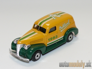 "Matchbox - '39 Chevy Sedan Delivery ""Oakland MLB"" - 1:57"