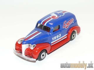 "Matchbox - '39 Chevy Sedan Delivery ""Expos MLB"" - 1:57"
