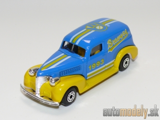"Matchbox - '39 Chevy Sedan Delivery ""Brewers MLB"" - 1:57"
