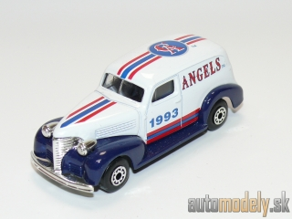 "Matchbox - '39 Chevy Sedan Delivery ""Angels MLB"" - 1:57"