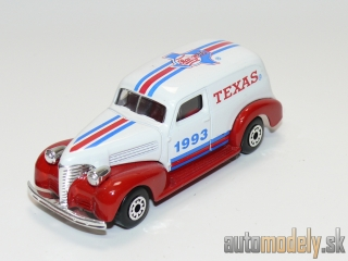 "Matchbox - '39 Chevy Sedan Delivery ""Texas Rangers MLB"" - 1:57"