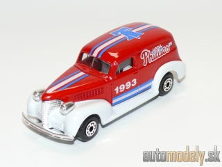 "Matchbox - '39 Chevy Sedan Delivery ""Phillies MLB"" - 1:57"