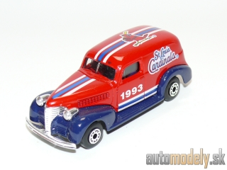 "Matchbox - '39 Chevy Sedan Delivery ""St. Louis Cardinals MLB"" - 1:57"
