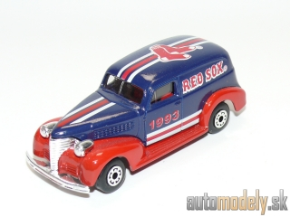 "Matchbox - '39 Chevy Sedan Delivery ""Red Sox MLB"" - 1:57"