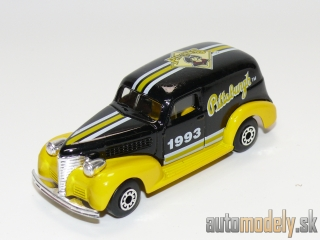 "Matchbox - '39 Chevy Sedan Delivery ""Pittsburg Pirates MLB"" - 1:57"