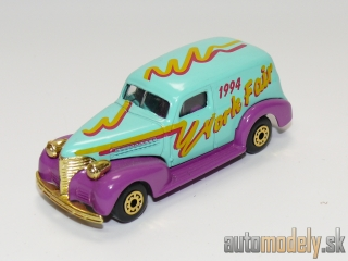 "Matchbox - '39 Chevy Sedan Delivery ""York Fair 1994"" - 1:57"