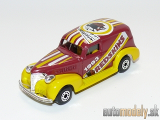 "Matchbox - '39 Chevy Sedan Delivery ""Redskins 1993 Team NFL"" - 1:57"