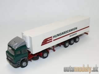 "Old Cars - Iveco Turbo Star ""Hungarocamion Budapest"" - 1:87"