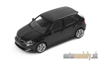 Škoda Fabia III Black Magic - 1:43