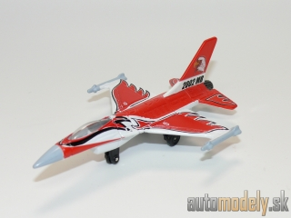 "Matchbox - Skybusters SB24 F-16A ""2002 MB"""