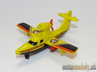 "Matchbox - Skybusters Search Plane ""Mission Base F5"""