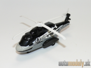 "Matchbox - Skybusters Mission Chopper "" Secret Mission"""