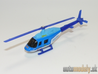 "Matchbox - Skybusters SB33 Bell Jetranger Helicopter ""Police"""