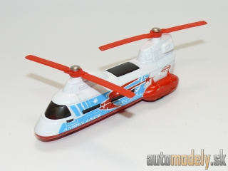 "Matchbox - Sky Busters Transport Helicopter ""Ambulance"""