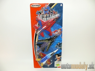 "Matchbox - Sky Busters ""Justice League"""