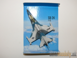 "Matchbox - Skybusters SB24 F-16A ""U.S. Air Force"""