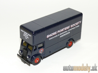 "Ledo Trackside - Guy Pantechnicon ""Shore Porter's Society"" - 1:76"
