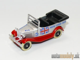"Ledo Days Gone - DG9 Model A Ford ""R10 New York-Rio"""