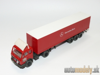 Wiking 541 - MB 1626 S Mercedes-Benz - HO 1:87