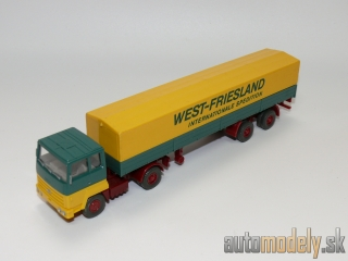 "Wiking 530/7 - Ford Transcontinental ""West-Friesland"" - HO 1:87"