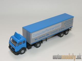 "Wiking 541 - MB 1626 S ""Computer Partner GmbH"" - HO 1:87"