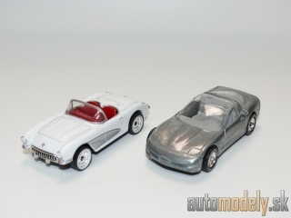 Matchbox Collectibles 96906 Toys R Us Exclusive Timeless Classics Then And Now - Corvette