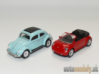 Matchbox Collectibles 96906 Toys R Us Exclusive Timeless Classics Then And Now - Volkswagen