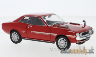 WhiteBox - Toyota Celica GT, red, RHD - 1:24