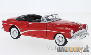 Welly - Buick Skylark , red, 1953 - 1:24