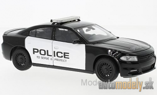 Welly - Dodge Charger Pursuit, 2016 - 1:24