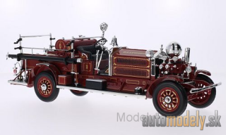 Lucky Die Cast - Ahrens Fox N-S-4, RHD, Baltimore Fire Dept., including Zubehör, 1925 - 1:24