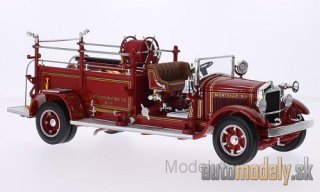 Lucky Die Cast - Buffalo Type 50, Excelsior Fire Co. - Montville, N.J., including Zubehör, 1932 - 1:24