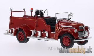 Lucky Die Cast - GMC Firetruck, red, including Zubehör, 1941 - 1:24