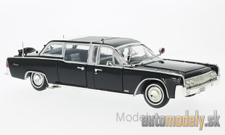 Lucky Die Cast - Lincoln Continental X-100, black, Quick Fix, 1961 - 1:24