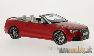 GT Spirit - Audi RS5 Convertible, red - 1:18