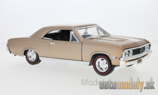Motormax - Chevrolet Chevelle SS 396, metallic-light-brown, 1967 - 1:18