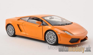 Motormax - Lamborghini Gallardo LP560-4, metallic-orange - 1:18