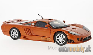 Motormax - Saleen S7, metallic-orange - 1:18