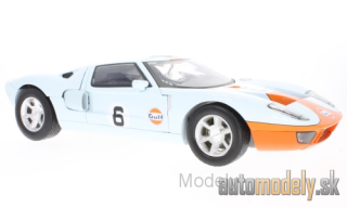 Motormax - Ford GT concept, Gulf, 2004 - 1:12