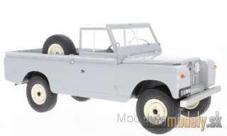 MCG - Land Rover 109 Pick Up series II, grey, 1959 - 1:18