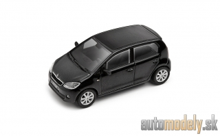 Škoda Citigo Deep Black - 1:43