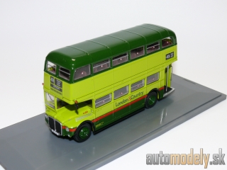 Corgi - AEC Type RM London & Country, Two-Tone Green, Dual Destination - 1:76