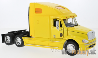 Welly - Freightliner Columbia, yellow - 1:32