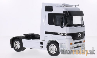 Welly - Mercedes Actros, white - 1:32