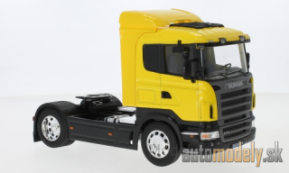 Welly - Scania R470, yellow - 1:32